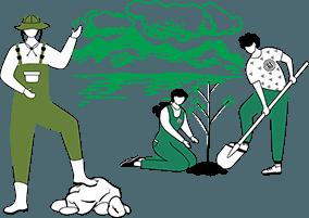 support rainforest environment conservation
